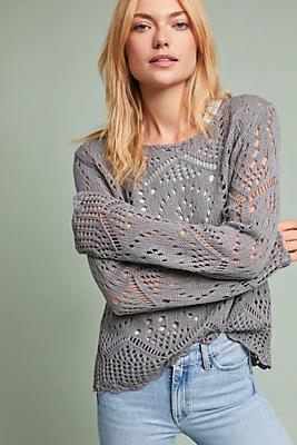 Slide View: 1: Dahlia Knit Top