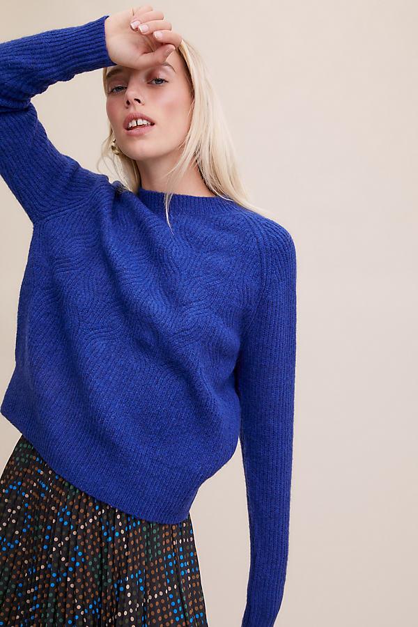 Sukie Wool Pullover