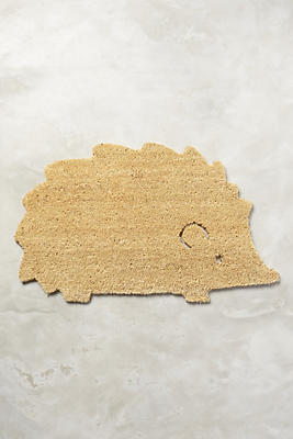 Slide View: 1: Hedgehog Bristles Doormat