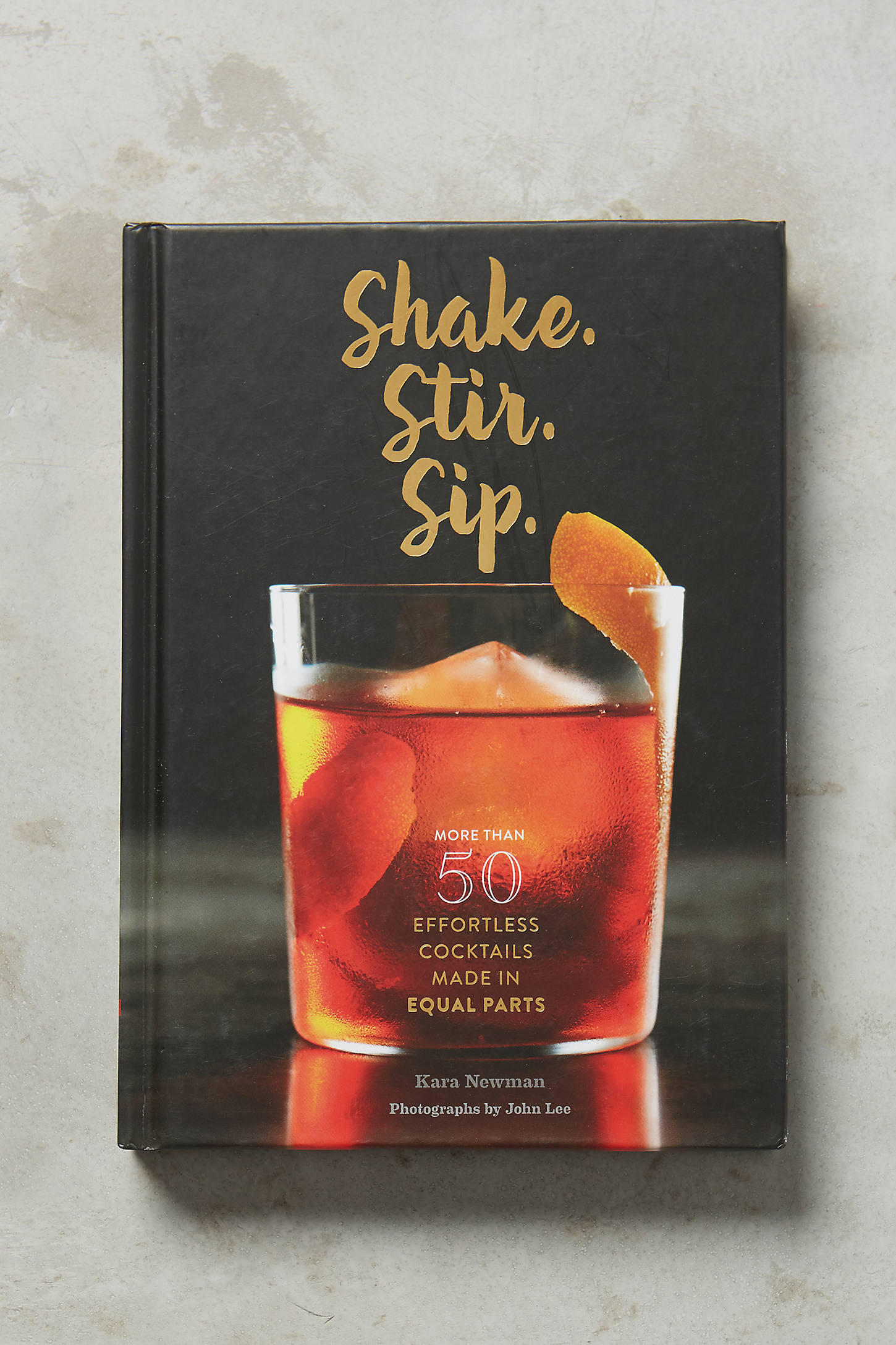 Shake. Stir. Sip.