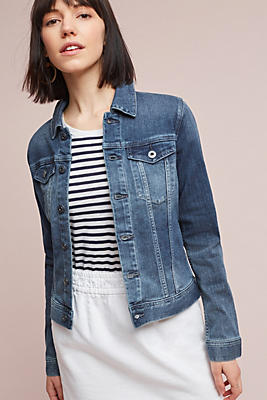 Slide View: 1: AG Robyn Denim Jacket