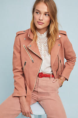 Slide View: 1: Frye Carly Jacket