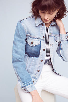 Slide View: 1: Levi's Made & Crafted Denim Jacket