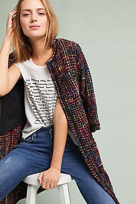Slide View: 1: Tweed Berwyn Jacket