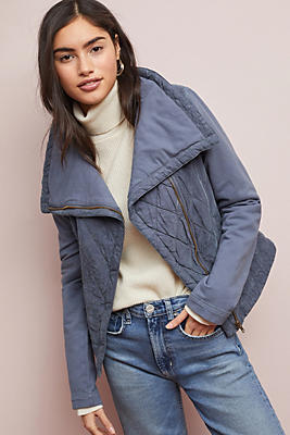 Slide View: 1: Marrakech Quilted Jacket