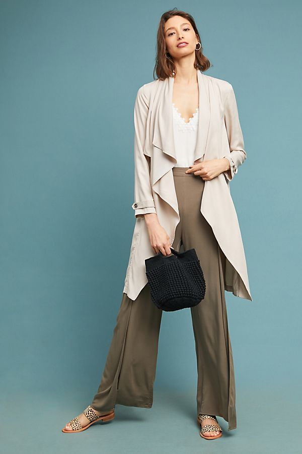 drapes nordstrom rack trench shop image draped kensie coat of product