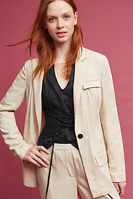 Slide View: 1: Tracy Reese Structured Blazer