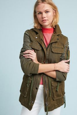 Doma Army Anorak  -    MOSS