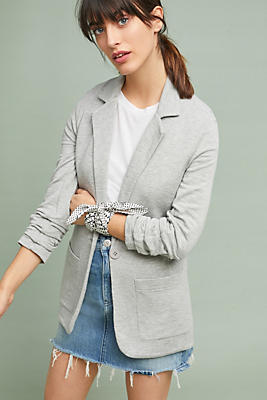 Slide View: 1: Jane Knit Blazer