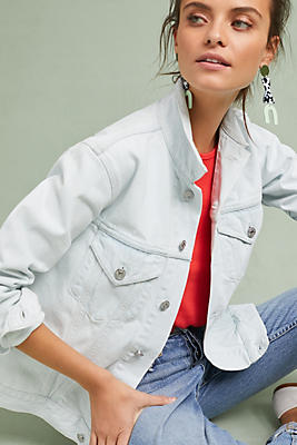 Slide View: 1: Citizens of Humanity Crista Denim Jacket