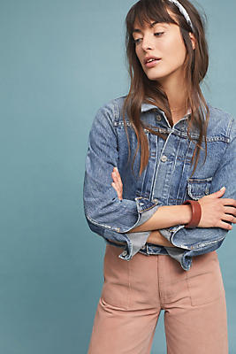 Slide View: 1: Citizens of Humanity Dillon Denim Jacket