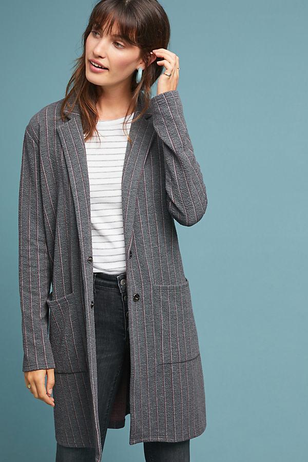 Morganne Longline Jacket - Assorted, Size S