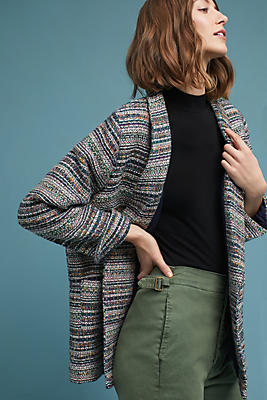 Slide View: 1: Brooklyn Tweed Blazer