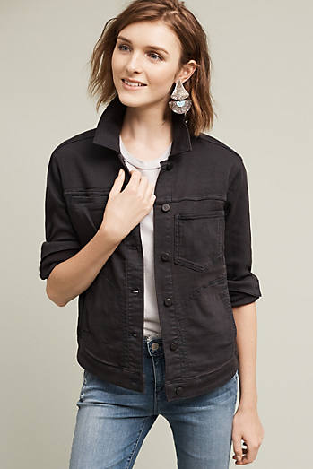 Pilcro Denim Shirt Jacket