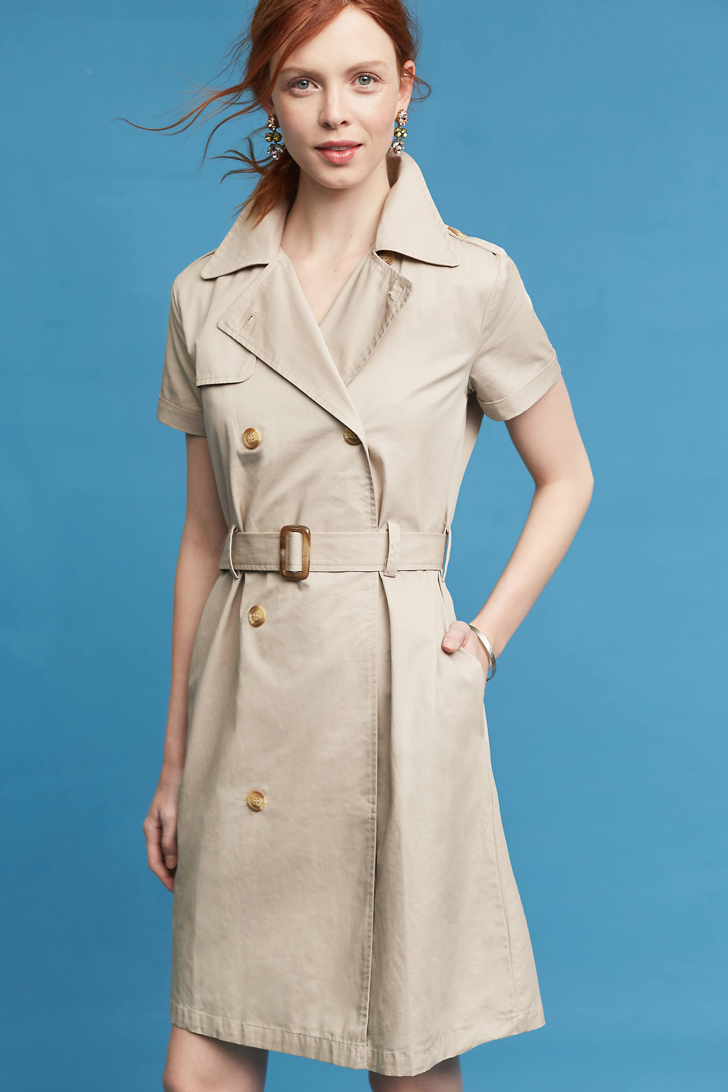 Serena Trench