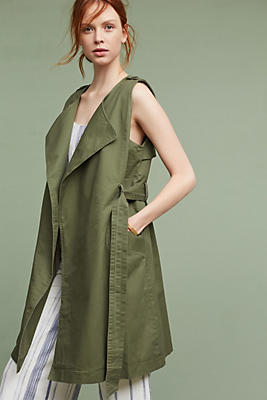 Slide View: 1: Military Trench Vest