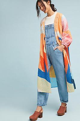 Slide View: 1: Time & Tied Kimono