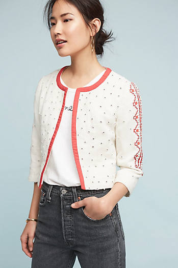 Ari Embroidered Jacket