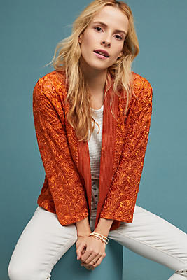 Slide View: 1: Susan Kimono Jacket
