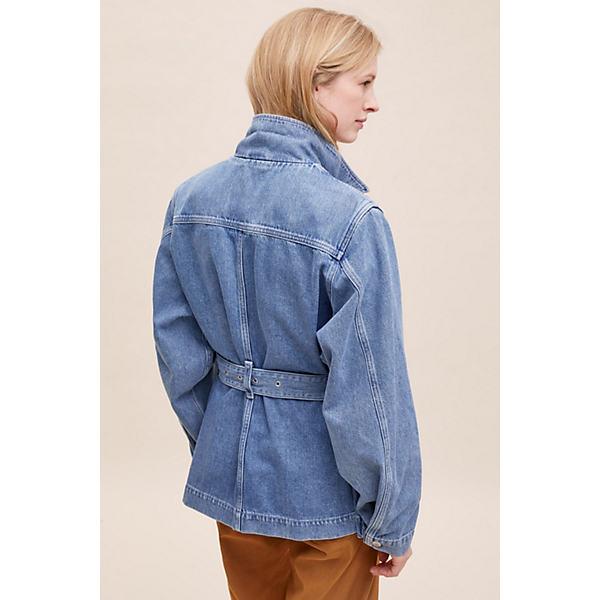 Anthropologie - Selected Femme Studios Denim Jacket - 2