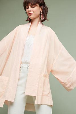 Slide View: 1: Carrara Kimono Jacket