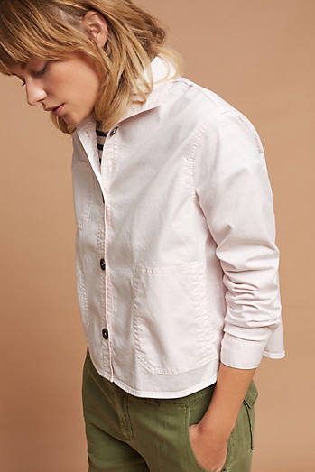 Chino Swing Jacket