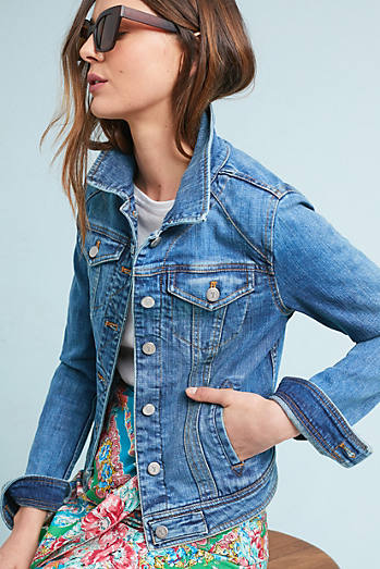 Pilcro Farrah Denim Jacket