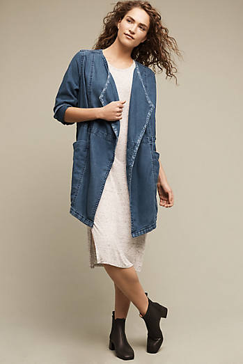 High Plains Chambray Anorak