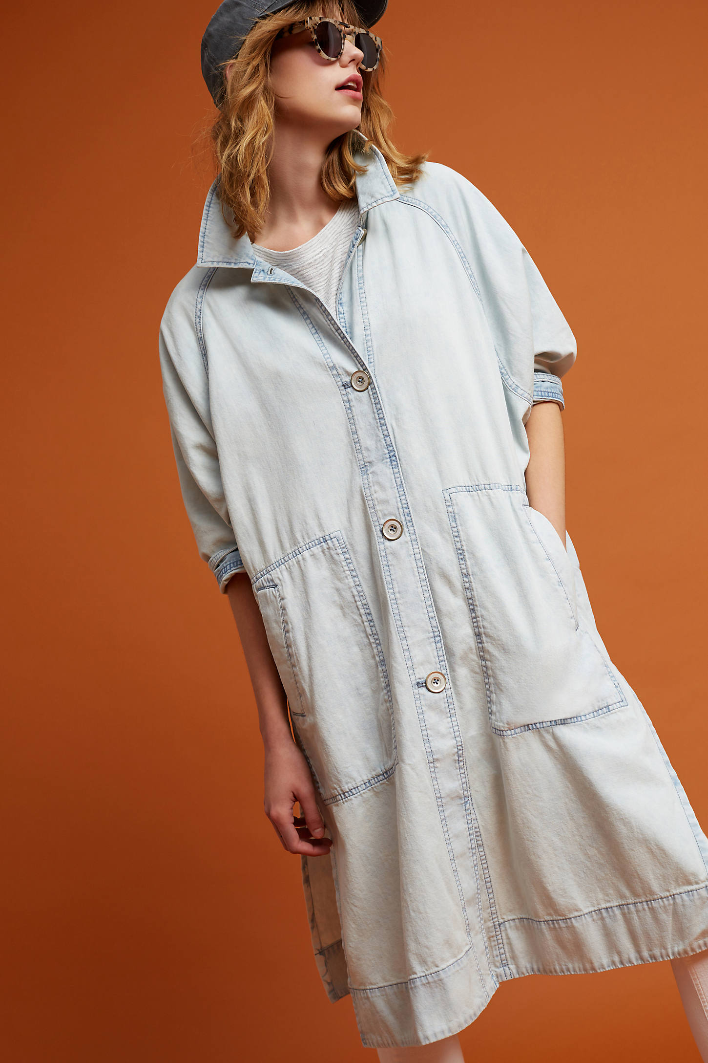 Bleached Trench