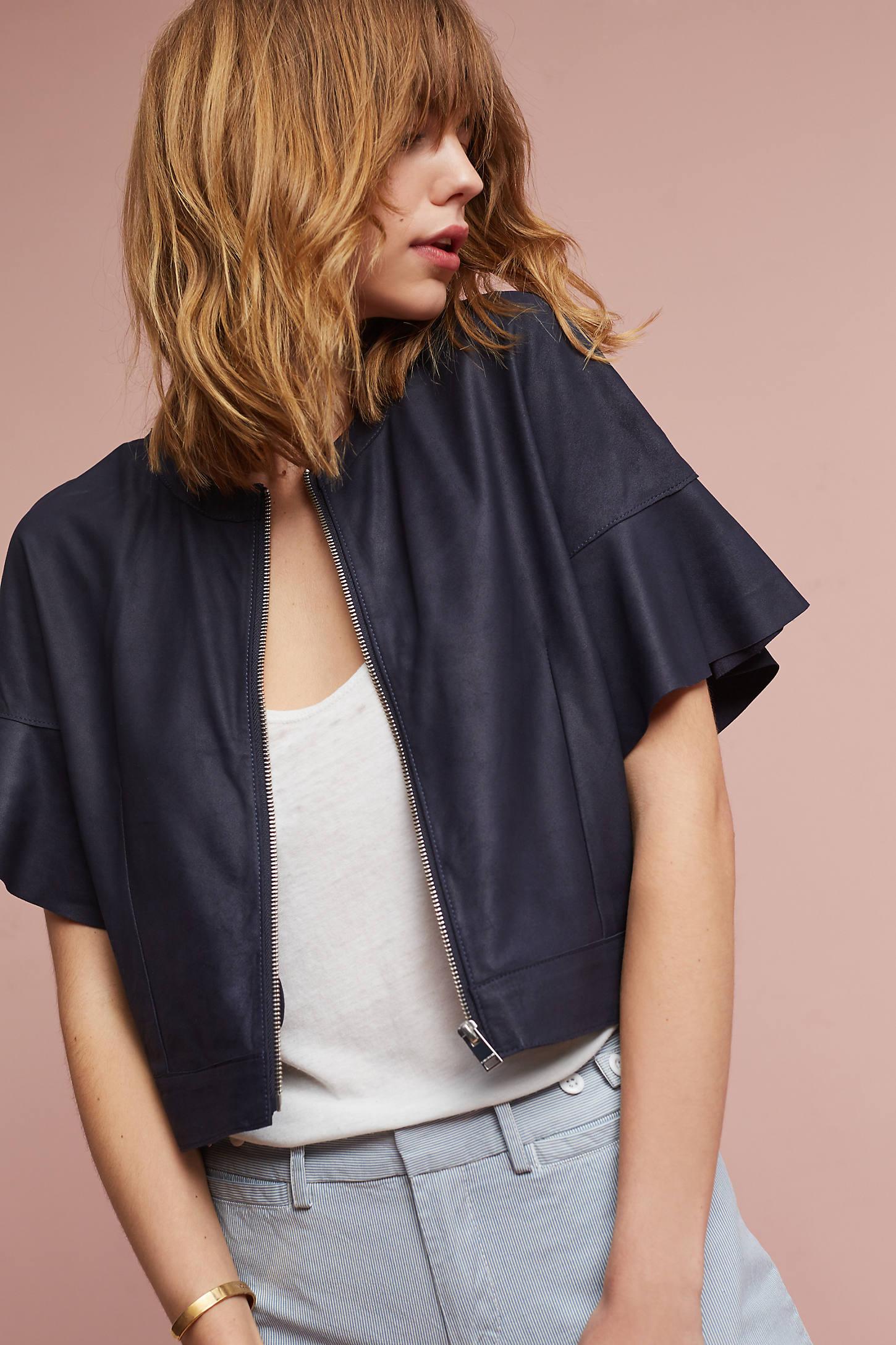 Anona Leather Jacket