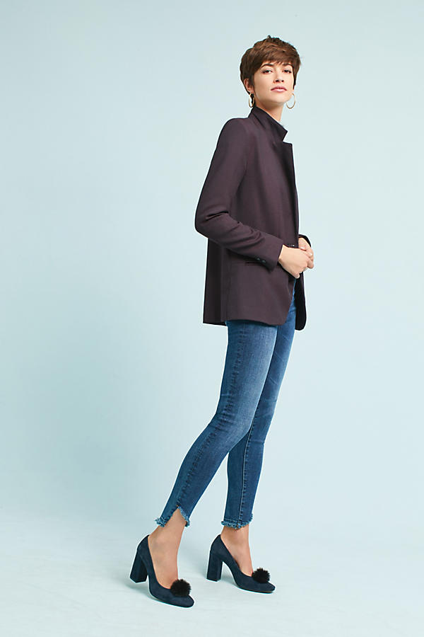 Slide View: 2: Blair Jacquard Blazer