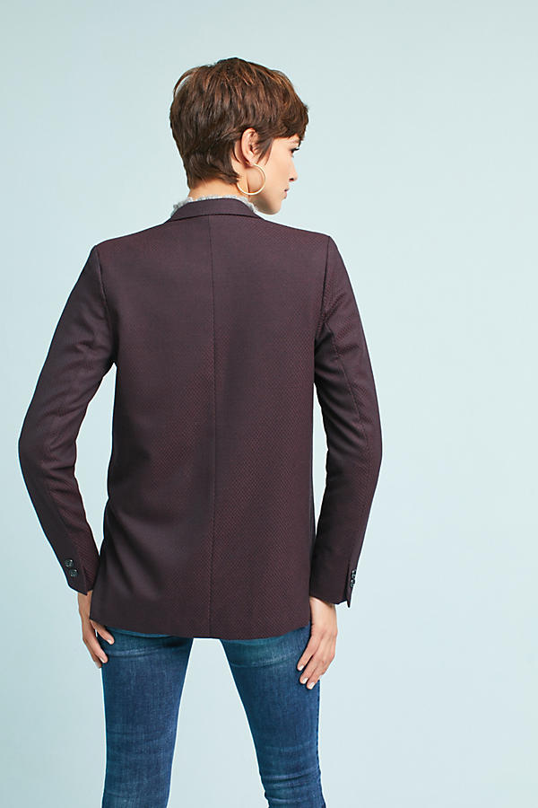 Slide View: 4: Blair Jacquard Blazer
