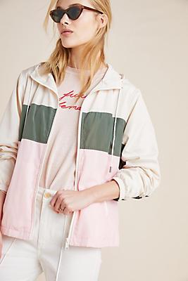 Slide View: 1: Neopolitan Colorblocked Jacket