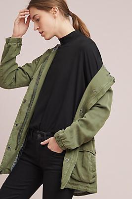 Slide View: 1: Classic Anorak Jacket