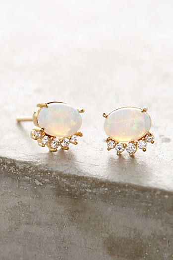 Reine Petite Post Earrings