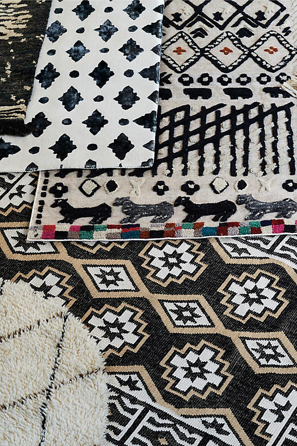 Slide View: 6: Moroccan Tile Rug Swatch