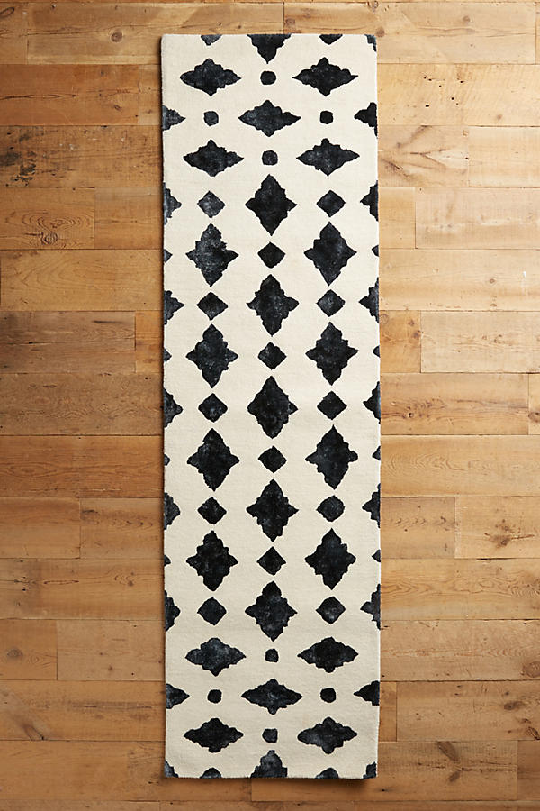Slide View: 4: Moroccan Tile Rug Swatch