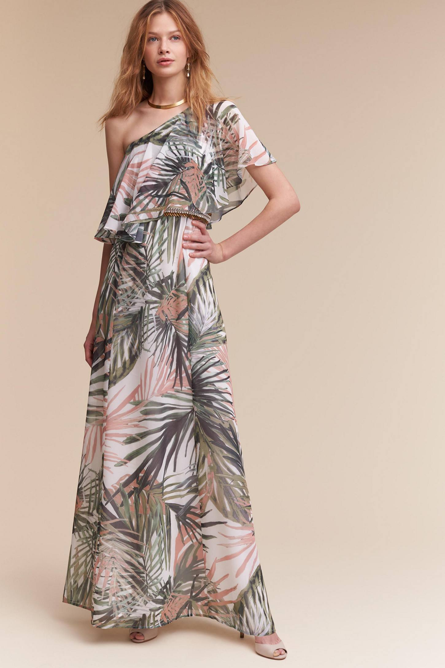 Slide View: 1: Imari Maxi Dress