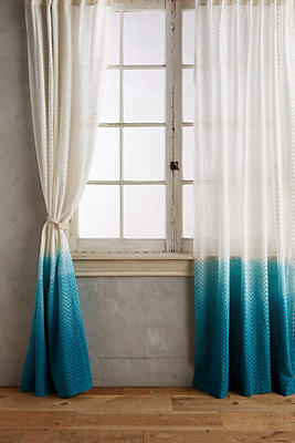 Slide View: 1: Ombre Horizon Curtain