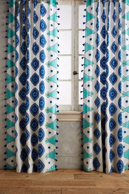 Curtains & Drapes | Anthropologie