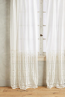 Slide View: 1: Emile Striped Curtain