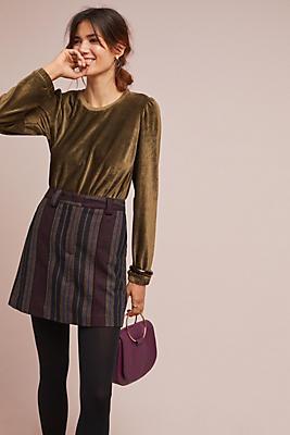 Slide View: 1: Menswear Mini Skirt