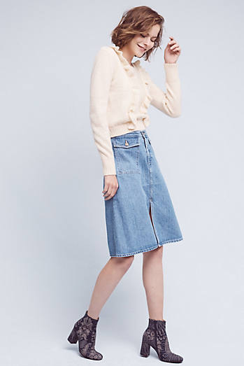 Levi's Surplus Skirt
