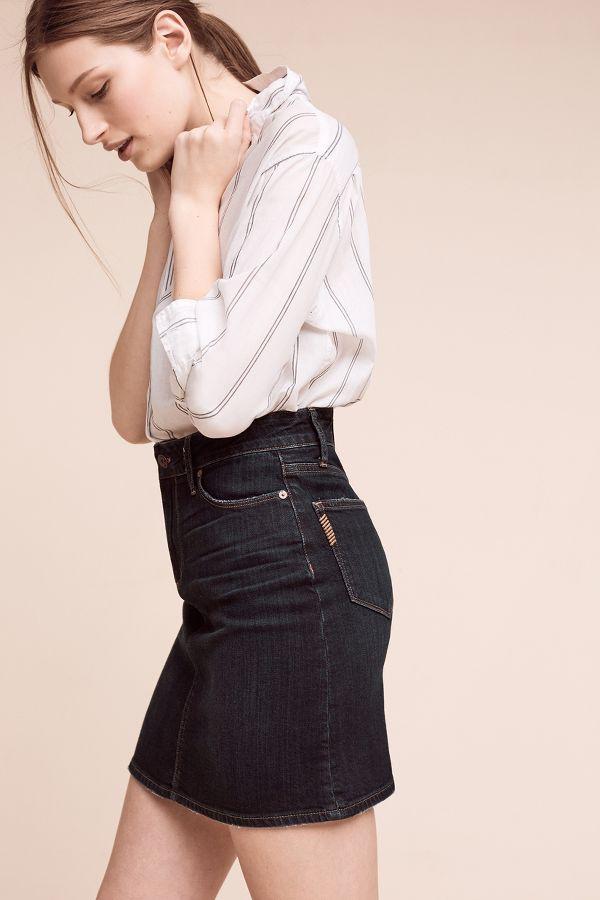 Paige Paige Austin Denim Skirt