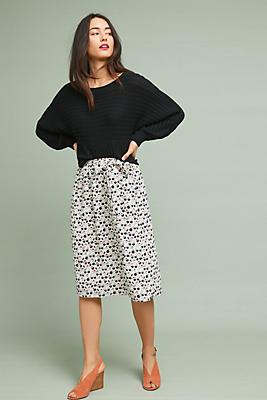 Slide View: 1: Visage Printed Skirt