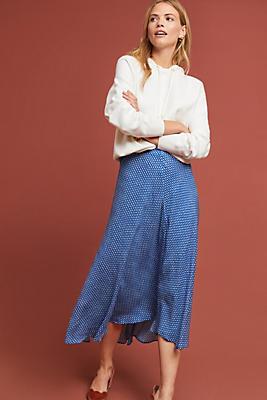 Slide View: 1: Titania Floral Skirt