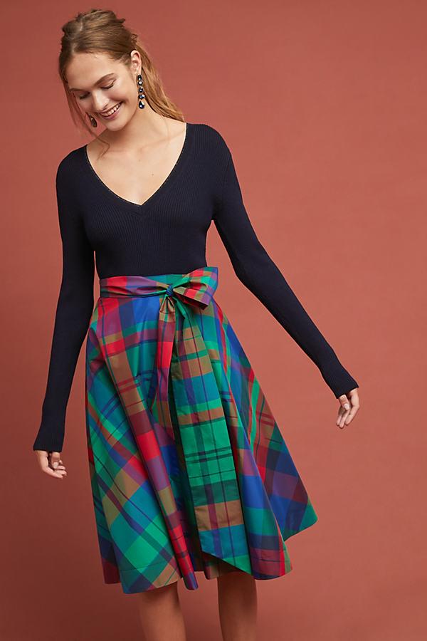 Sorbonne A-Line Skirt - Assorted, Size Uk 6