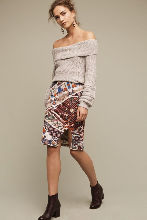Maeve Vannia Pencil Skirt
