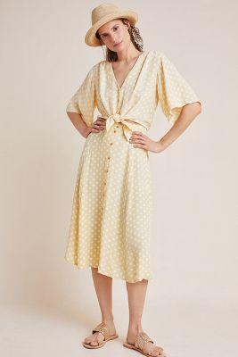 3ce7aeae640 Faithfull Marais Button-Front Skirt $149