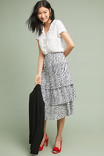 Dottie Tiered Skirt